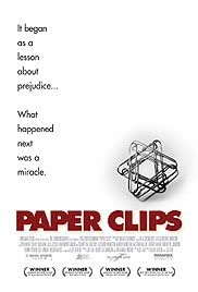 Paper Clips (2004) Poster - Movie Forum, Cast, Reviews