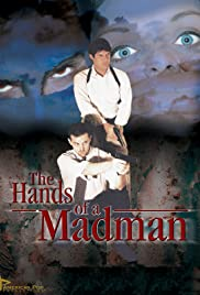 The Hands of a Madman Poster