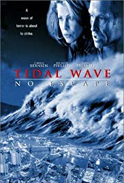 Tidal Wave: No Escape Poster