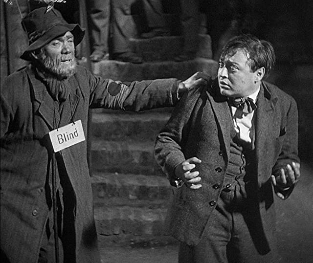 Peter Lorre and Georg John in M (1931)
