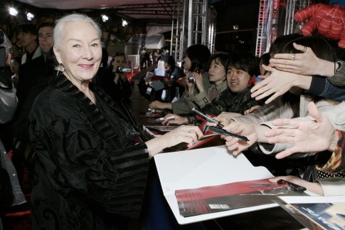 Rosemary Harris at Spider-Man 3 (2007)