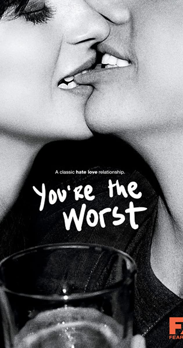 Tu - pats blogiausias (1 Sezonas) / Youre the Worst (2014)