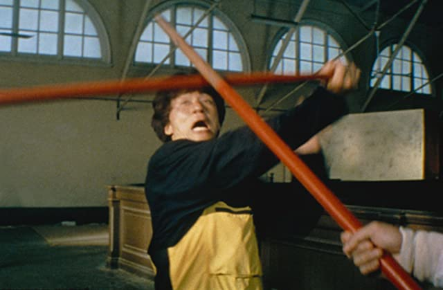 Jackie Chan in Police Story 4: First Strike (1996)