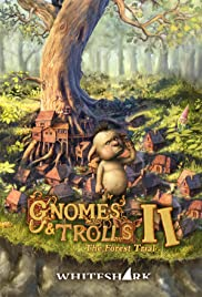 Troll Hunters Poster