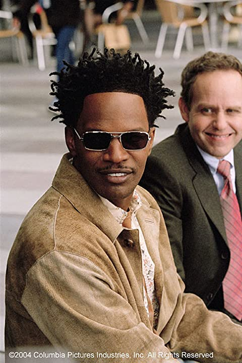 Peter MacNicol and Jamie Foxx in Breakin' All the Rules (2004)