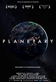 Planetary (2015) Poster - Movie Forum, Cast, Reviews