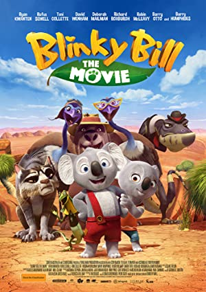Blinky Bill the Movie (2015) Download on Vidmate