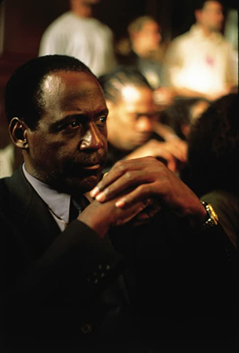 Richard Roundtree in Shaft (2000)