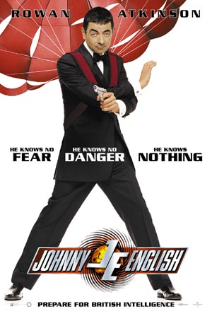 Johnny English Pelicula -