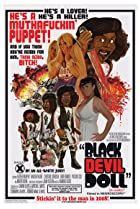 Image of Black Devil Doll