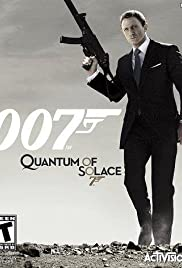 Quantum of Solace (2008) Poster - Movie Forum, Cast, Reviews