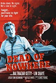 Dead of Nowhere 3D Poster
