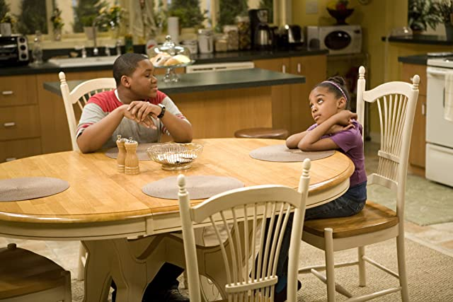 China Anne McClain and Larramie Doc Shaw in House of Payne (2006)