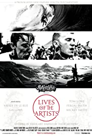 Lives of the Artists Poster