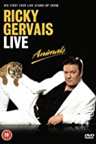 Image of Ricky Gervais Live: Animals