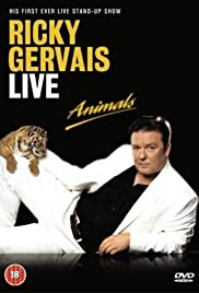 Ricky Gervais Live: Animals (2003) Poster - Movie Forum, Cast, Reviews
