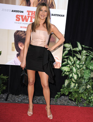 Jennifer Aniston at an event for The Switch (2010)