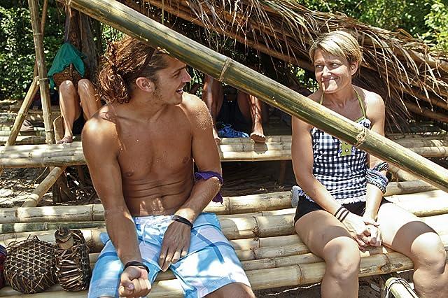Dawn Meehan and Malcolm Freberg in Survivor (2000)