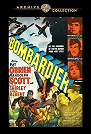 Bombardier (1943) Poster - Movie Forum, Cast, Reviews
