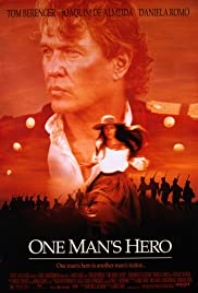 One Man's Hero Poster