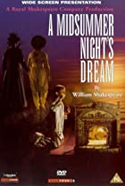 A Midsummer Night's Dream (1996) Poster