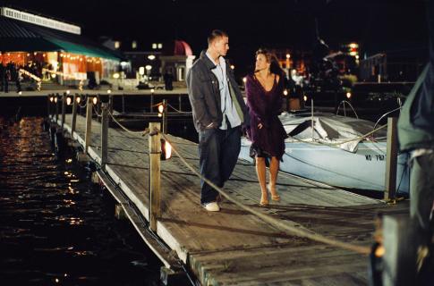 Channing Tatum and Jenna Dewan Tatum in Step Up (2006)