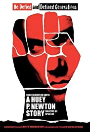 A Huey P. Newton Story(2001) Poster - Movie Forum, Cast, Reviews