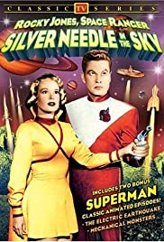 Silver Needle in the Sky Poster