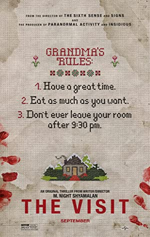 The Visit (2015) Download on Vidmate