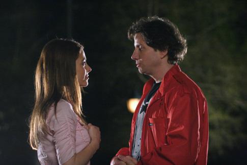 Jamie Kennedy and Maria Menounos in Kickin' It Old Skool (2007)