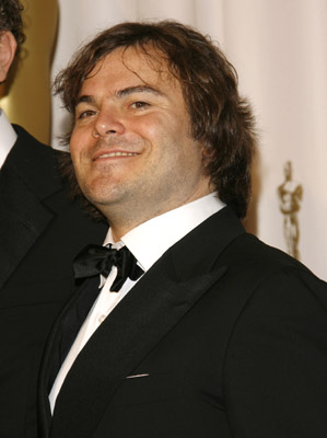 Jack Black at The 79th Annual Academy Awards (2007)