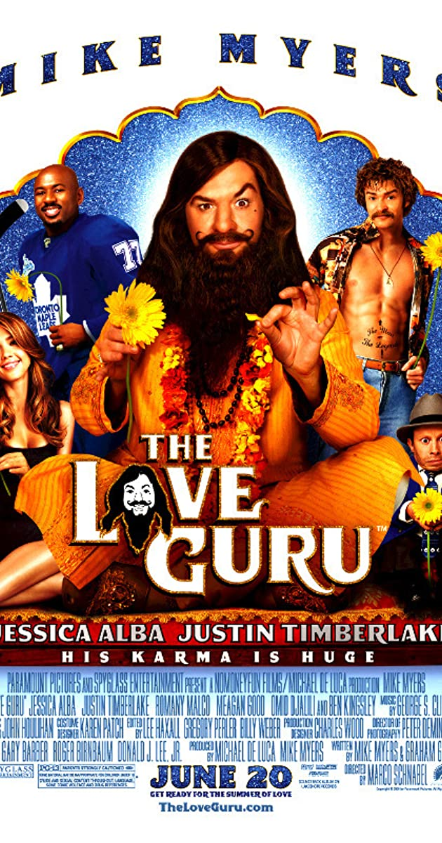 Meilės Guru / The Love Guru (2008) online