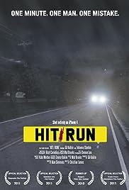 Hit/Run Poster