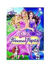 Barbie: The Princess & The Popstar poster