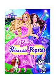 Barbie : A Princesa e a Pop Star Dublado