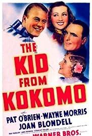 The Kid from Kokomo Poster