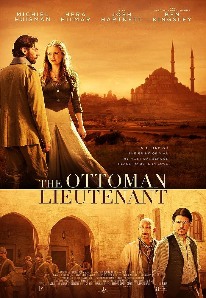 Osmanų leitenantas / The Ottoman Lieutenant (2017)