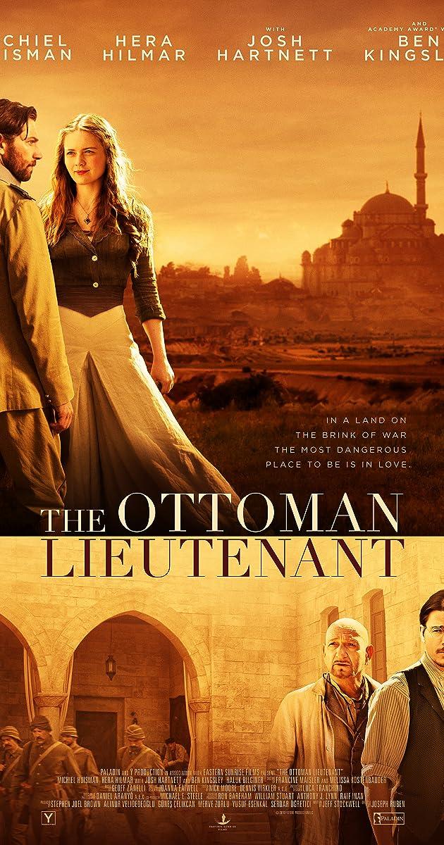 Kalnai ir akmenys (2017) / The Ottoman Lieutenant (2017)