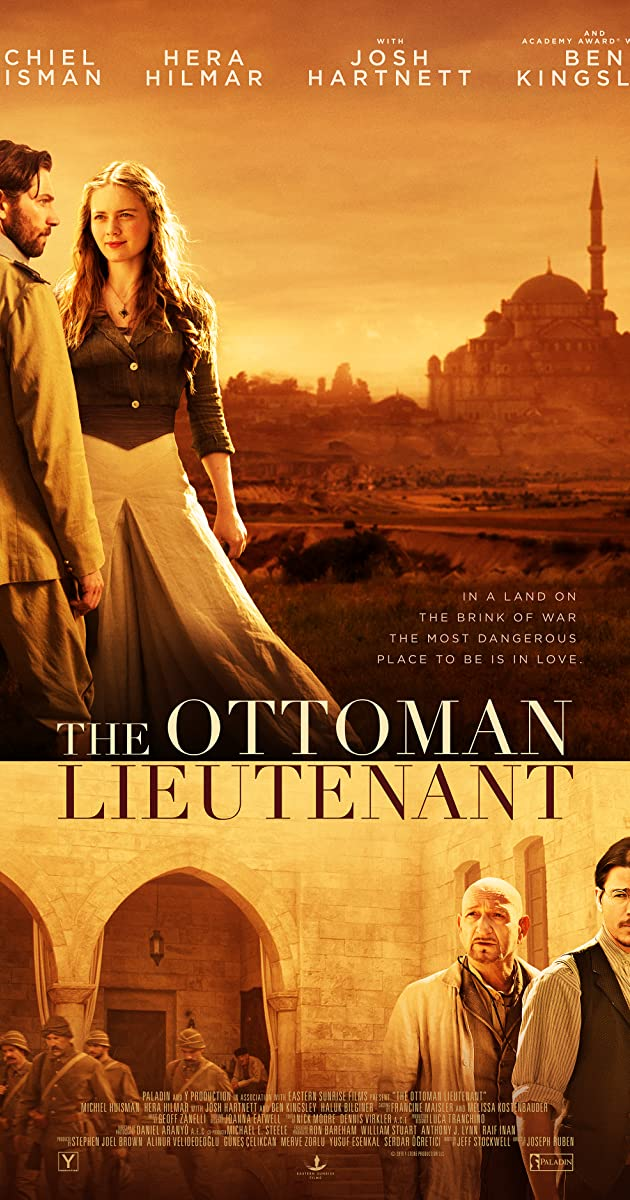 Osmanų leitenantas online