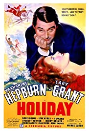 Holiday (1938) Poster - Movie Forum, Cast, Reviews