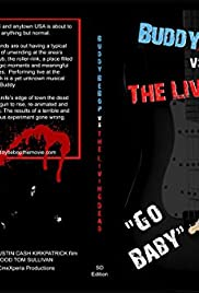 Buddy BeBop vs the Living Dead Poster