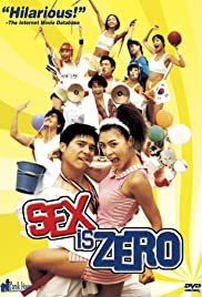 Sex Is Zero  Poster