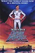 Image of The Return of Captain Invincible