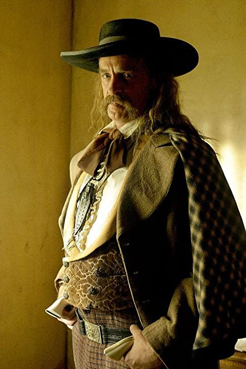Keith Carradine in Deadwood (2004)