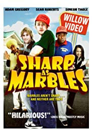 Sharp as Marbles Poster