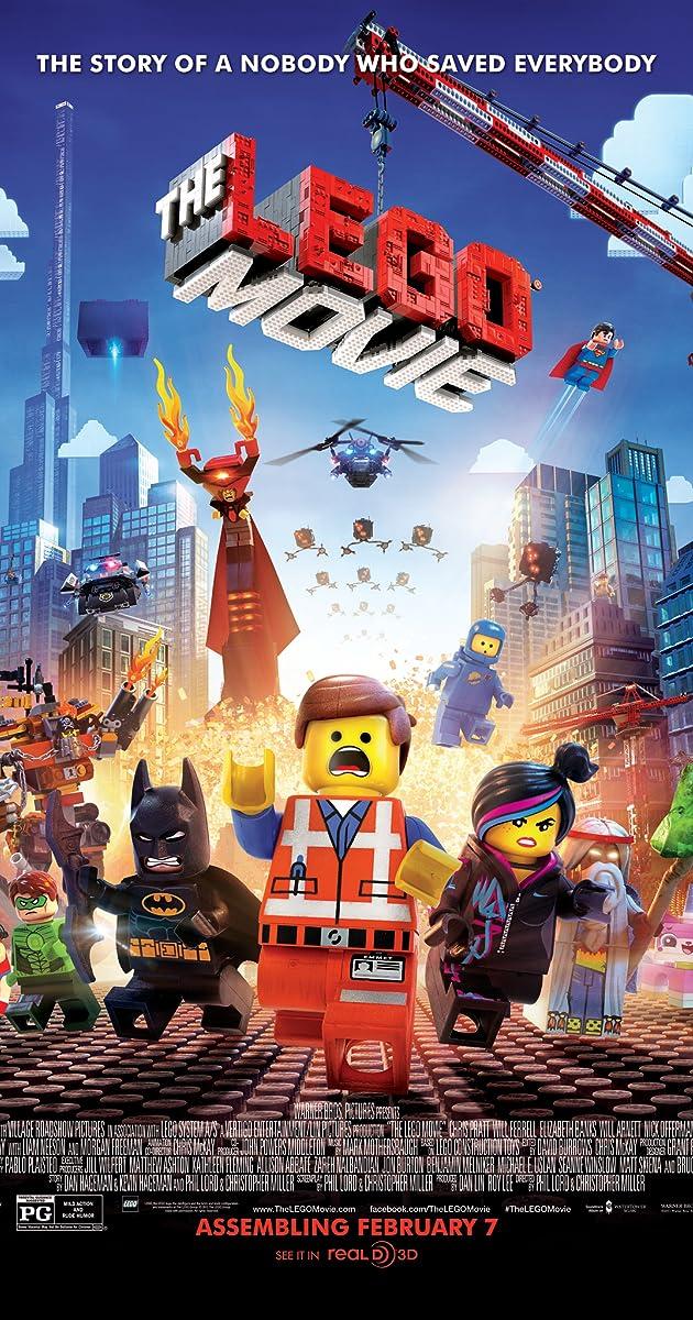 Αποτέλεσμα εικόνας για Lego: The Movie