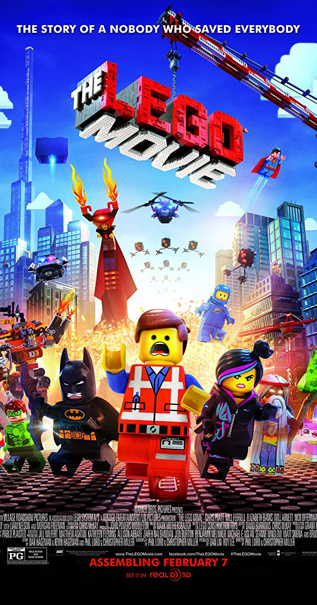 Lego: The Movie