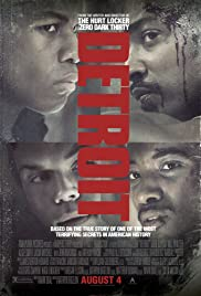 Detroit (2017) Poster - Movie Forum, Cast, Reviews