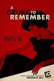 A Crime to Remember - Season 3 (2015) poster