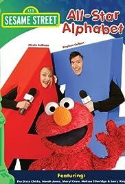 Sesame Street: All-Star Alphabet Poster
